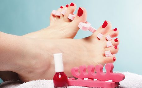 manicure pedicure offer